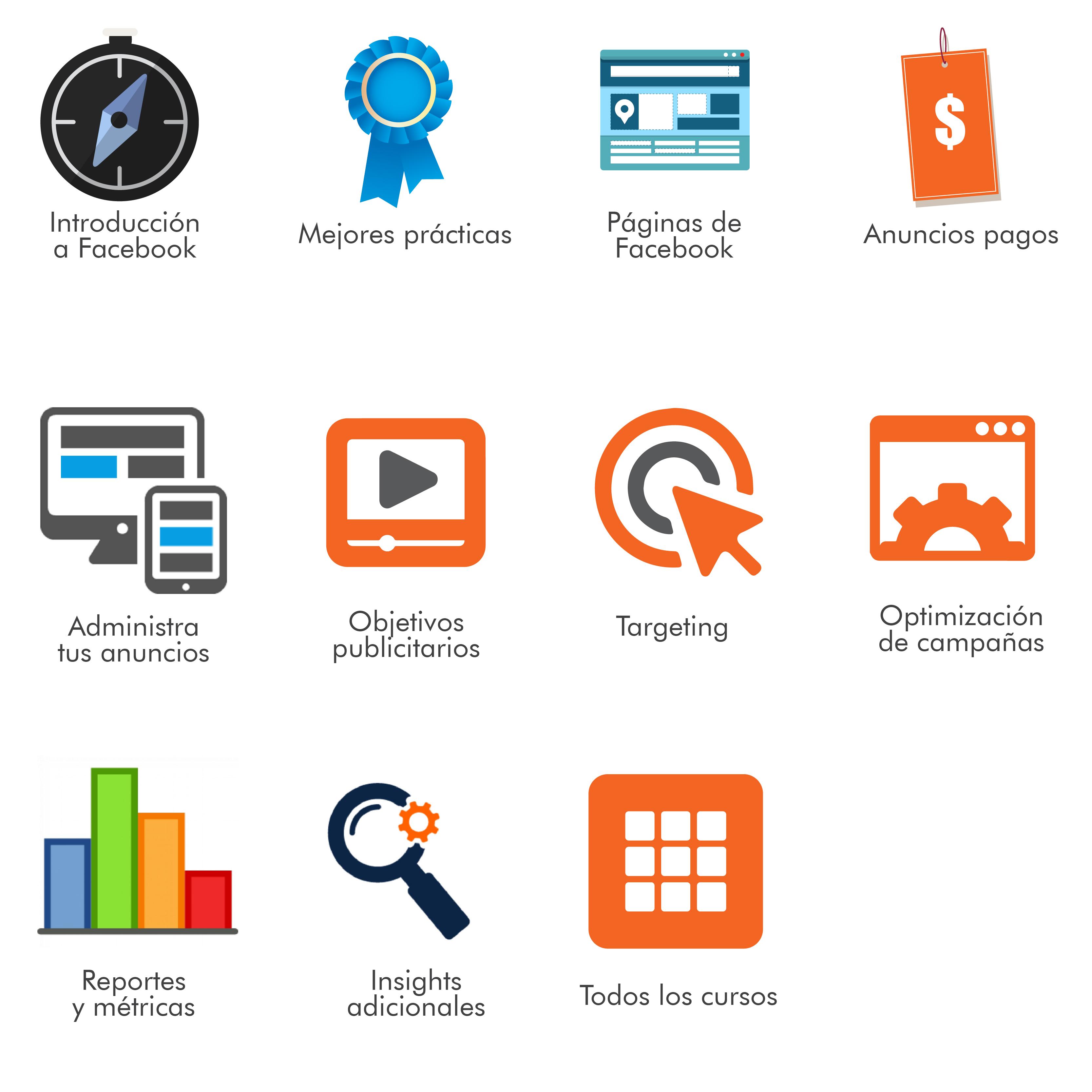 Certificación blueprint para marcas y marketeros