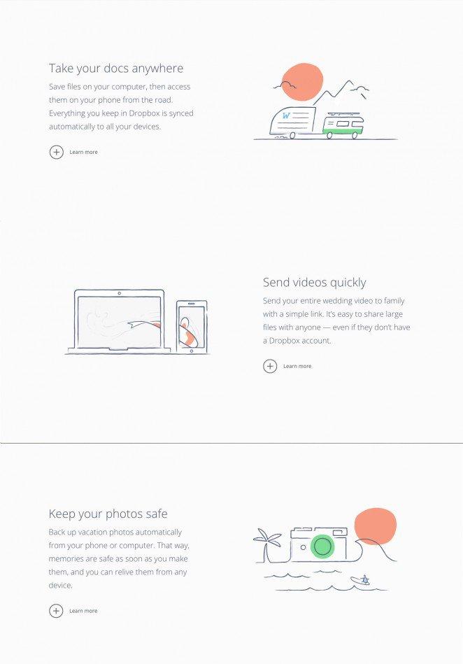 Tendencias en diseño gráfico sketch